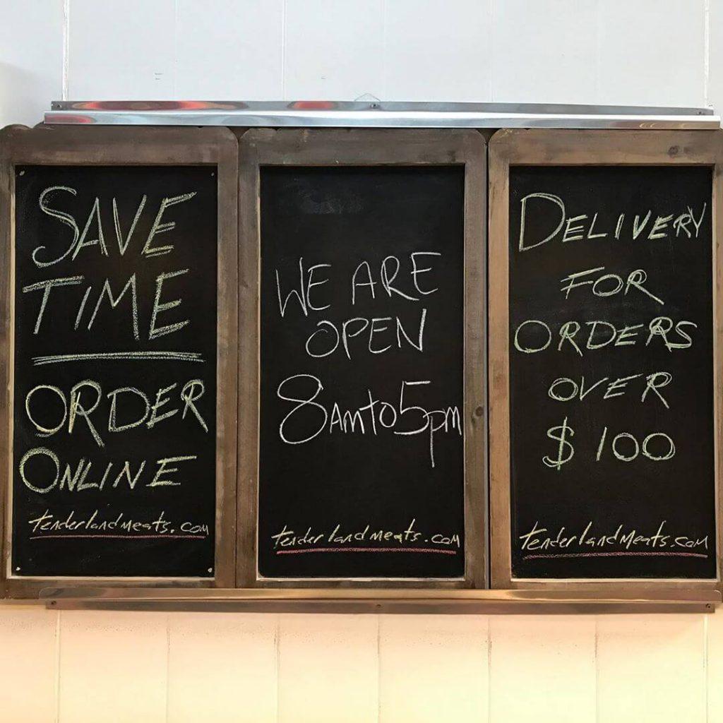 Save Time, Order Online!